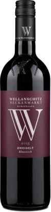 Wellanschitz Zweigelt 'Klassisch' Burgenland 2015