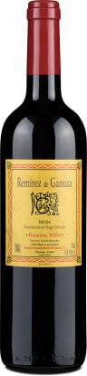 Remírez de Ganuza Rioja Reserva 2008