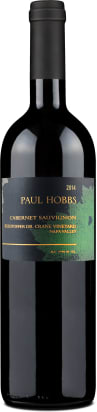 Paul Hobbs Cabernet Sauvignon 'Beckstoffer Dr. Crane Vineyard' 2014
