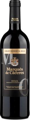 Marqués de Cáceres Rioja Gran Reserva 2010