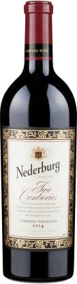 Nederburg Cabernet Sauvignon 'Two Centuries' Western Cape 2014