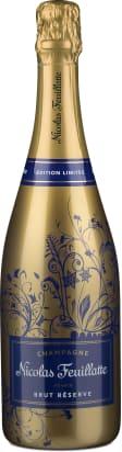 Champagne Nicolas Feuillatte Brut Réserve Edition limitée 'Sleeve Féérique'