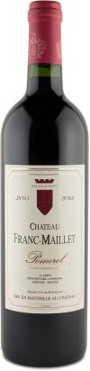 Château Franc-Maillet Pomerol 2015