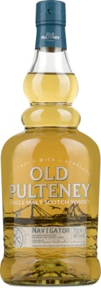 Old Pulteney 'Navigator' Highland Single Malt Scotch Whisky