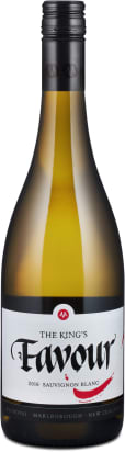 Marisco Sauvignon Blanc 'The King's Favour' Marlborough 2016