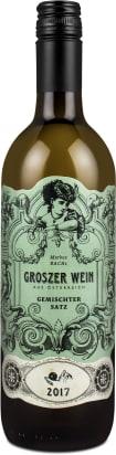 Groszer Wein'Gemischter Satz' 2017