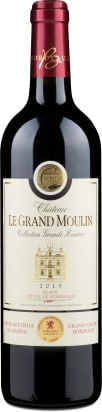 Château Le Grand Moulin 'Collection Grande Réserve' Bordeaux 2015