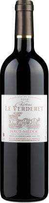 Château Le Verderet 'Grand Vin de Bordeaux' Haut-Médoc 2010