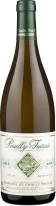 Domaine du Chalet Pouilly 'Vin de Bourgogne' Pouilly-Fuissé 2015