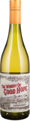 The Winery of Good Hope Chardonnay 'Unoaked' 2017