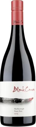 Blank Canvas Pinot Noir Marlborough 2015