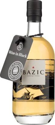 Bazic Vodka 'Barrique' Limited Edition - 0,5 l