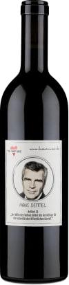 The Human Wine - Weingut Scheuermann Cuvée Rot, Merlot & Cabernet Sauvignon 'Edition Hans Demmel' 2015