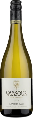 Vavasour Sauvignon Blanc Awatere Valley Marlborough 2017