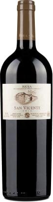 Señorio de San Vicente Tempranillo Peludo 'San Vicente' Rioja 2014