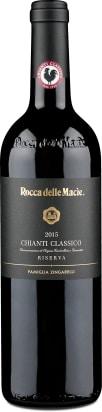Rocca delle Macìe Chianti Classico Riserva 'Famiglia Zingarelli' 2015