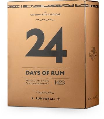 1423 World Class Spirits '24 Days of Rum'