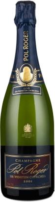 Champagne Pol Roger 'Sir Winston Churchill' 2008
