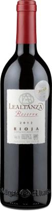 Altanza Rioja Reserva 'Lealtanza' 2012