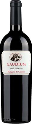 Marqués de Cáceres Rioja Gran Vino 'Gaudium' 2014