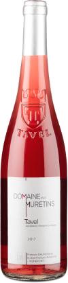 Dauvergne Ranvier Domaine des Muretins Rosé Tavel 2017