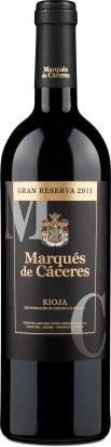 Marqués de Cáceres Rioja Gran Reserva 2011