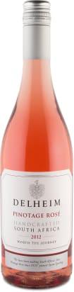 Delheim Pinotage Rosé 2012