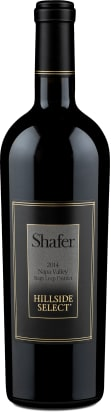 Shafer Hillside Select Cabernet Sauvignon Napa Valley 2014