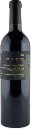 Paul Hobbs Cabernet Sauvignon 'Beckstoffer Dr. Crane Vineyard' 2010