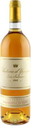 Château d'Yquem 1er Grand Cru Classé Supérieur Sauternes 1995