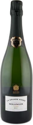 Champagne Bollinger 'La Grande Année' Brut 2004