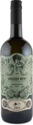 Groszer Wein aus dem Südburgenland  'Gemischter Satz' von 2013