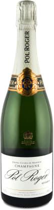 Champagne Pol Roger 'Extra Cuvée de Réserve' Brut