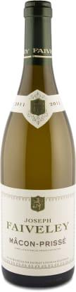 Domaine Faiveley Chardonnay Mâcon-Prissé 2011