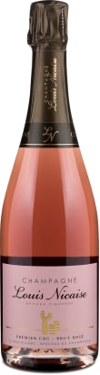 Champagne Louis Nicaise Premier Cru Rosé Brut