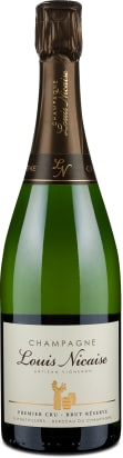 Champagne Louis Nicaise Premier Cru Réserve Brut