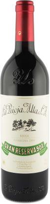 La Rioja Alta 'Gran Reserva 904' Cosecha 2004