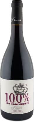 Xavier Vignon '100%' Côtes du Rhône 2012