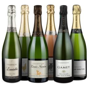 Offre découverte 'À la découverte de la Champagne'