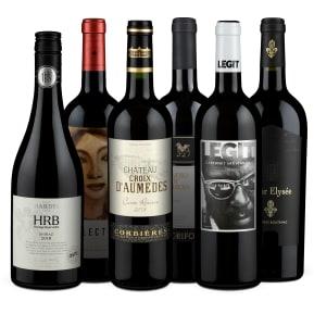 Offre Wine in Black 'Grands vins à petit prix'