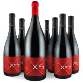 Xavier Vignon Syrah 'Xiraz!' 2013 '6er+Gratis-Magnum-Set'