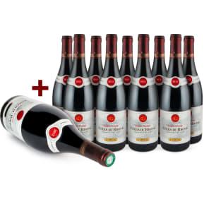 'Offre 9 + 1 Mg offert' E.Guigal 'Réserve Prestige' Côtes du Rhône 2012
