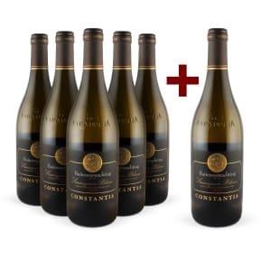 5+1-Set Buitenverwachting Sauvignon Blanc Constantia 2016