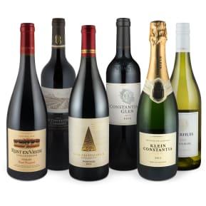 Wine in Black 'Wein-Safari-Südafrika-Set'
