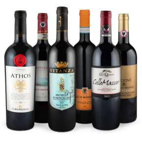 Wine in Black 'Toskana-Set'