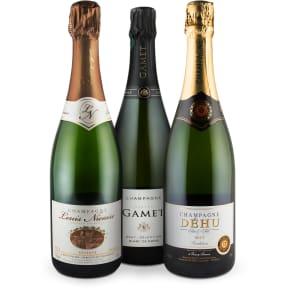 3er-Set 'Winzer-Champagner-Entdeckungen'