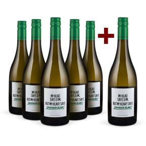 Offre '5+1' Emil Bauer 'My head says gym. But my heart says Sauvignon Blanc!' 2016