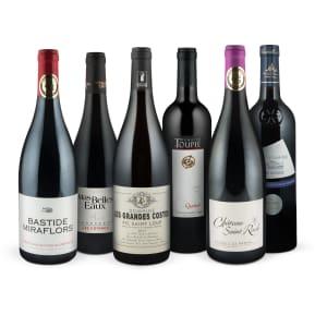Wine in Black 'Tour du Languedoc-Roussillon-Set'