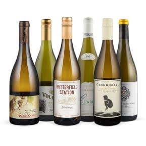 Wine in Black 'Charming-Chardonnay-Set'