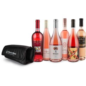 Wine in Black 'La Vie en Rosé-Set' + Gratis Express Ice-Kühlmanschette